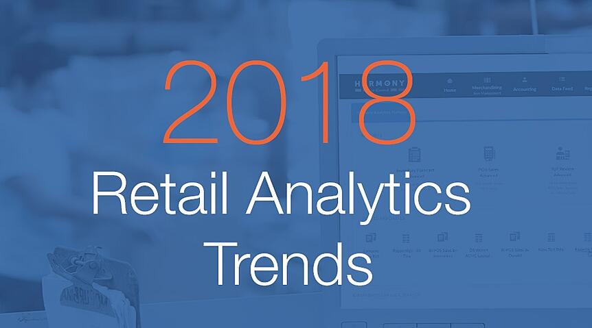 2018 retail analytics trends