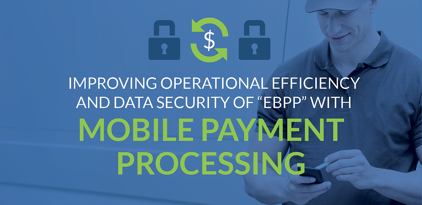 mobile b2b payment processing