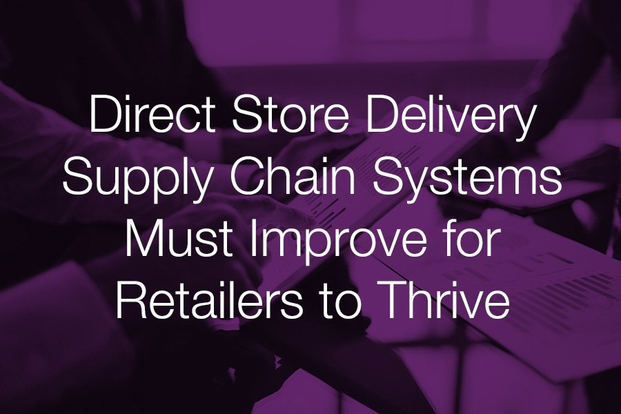 DSD Supply Chain Systems