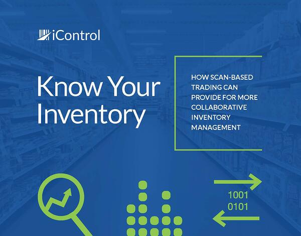 Know Your Inventory Ebook - Scan Based Trading | iControl