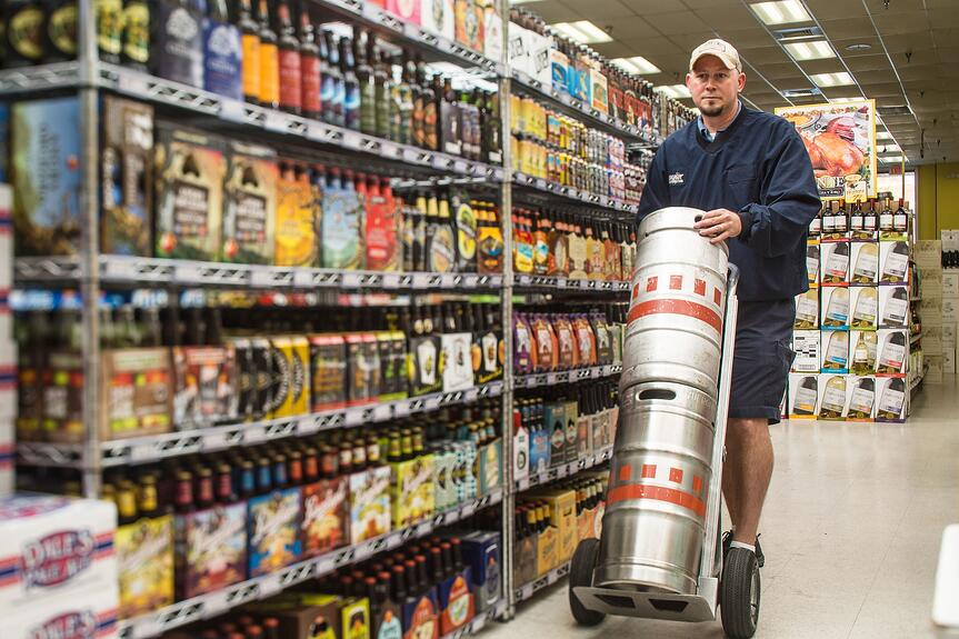 beer payments