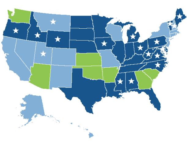 iControl-alcohol regulation map