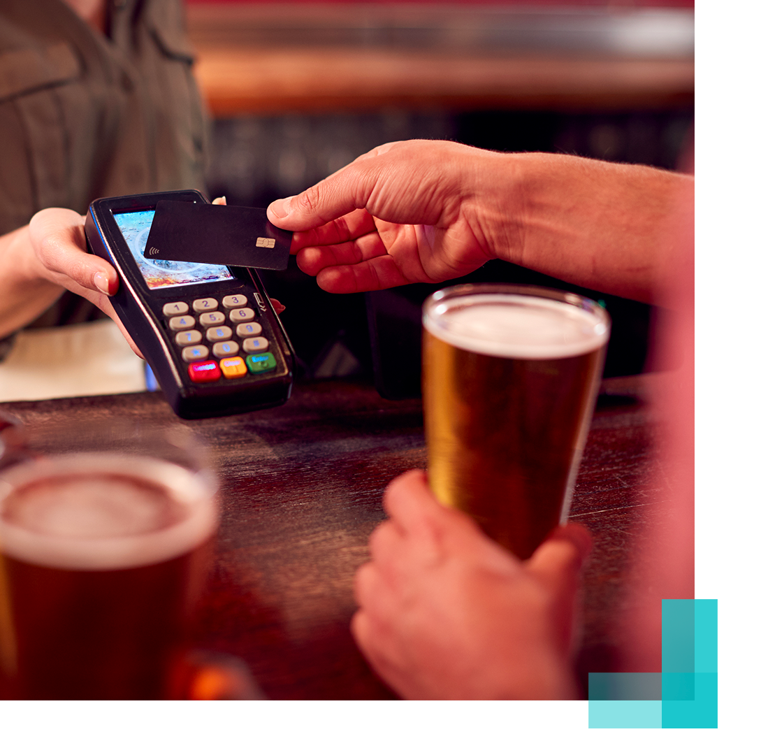 iControl - alcohol - payments