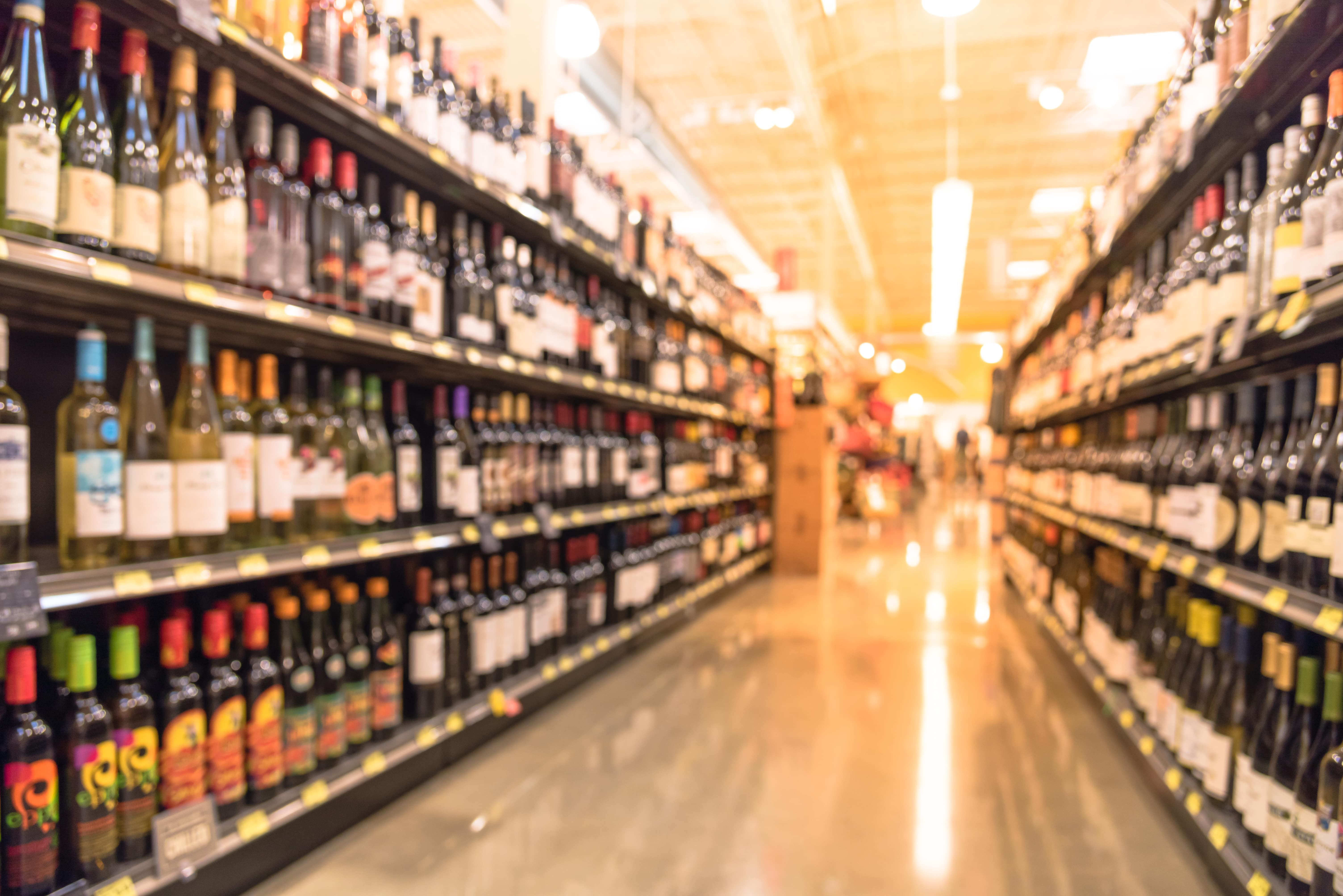 alcohol payment regulations
